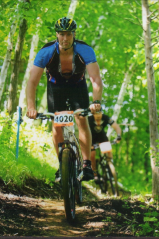 MTB race at Afton Alps